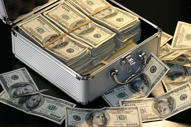 finanční štěstí