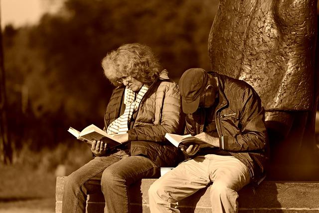 společné čtení